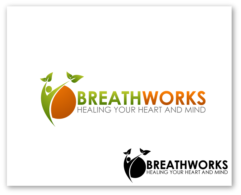 Logo Design by Private User - Entry No. 107 in the Logo Design Contest New Logo Design for Breathworks.