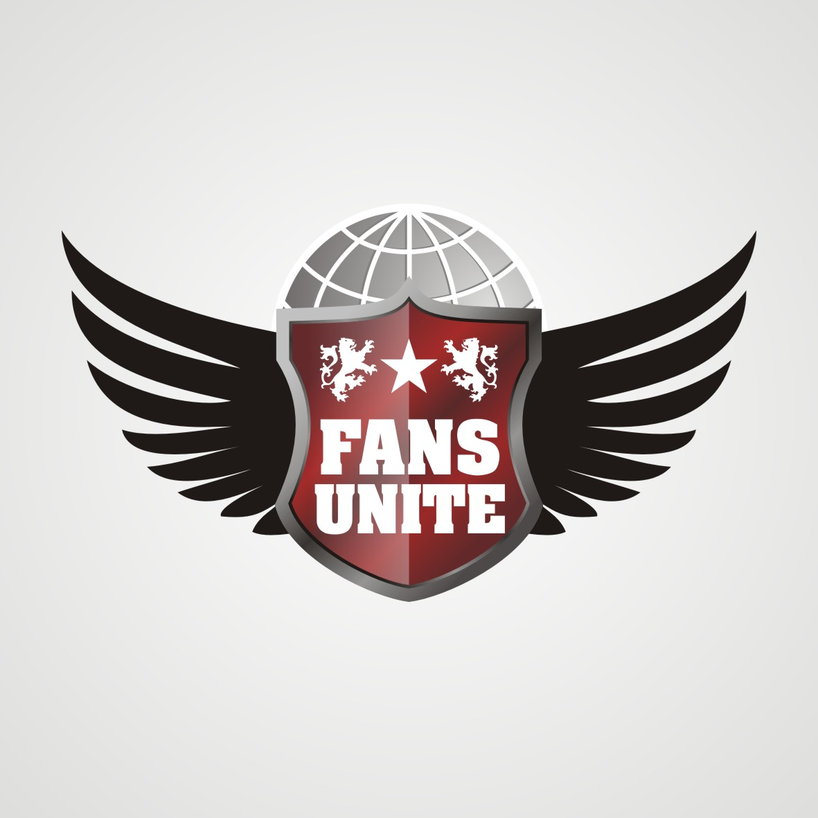 Logo Design by arteo_design - Entry No. 118 in the Logo Design Contest Logo Design Needed for Exciting New Company FansUnite.