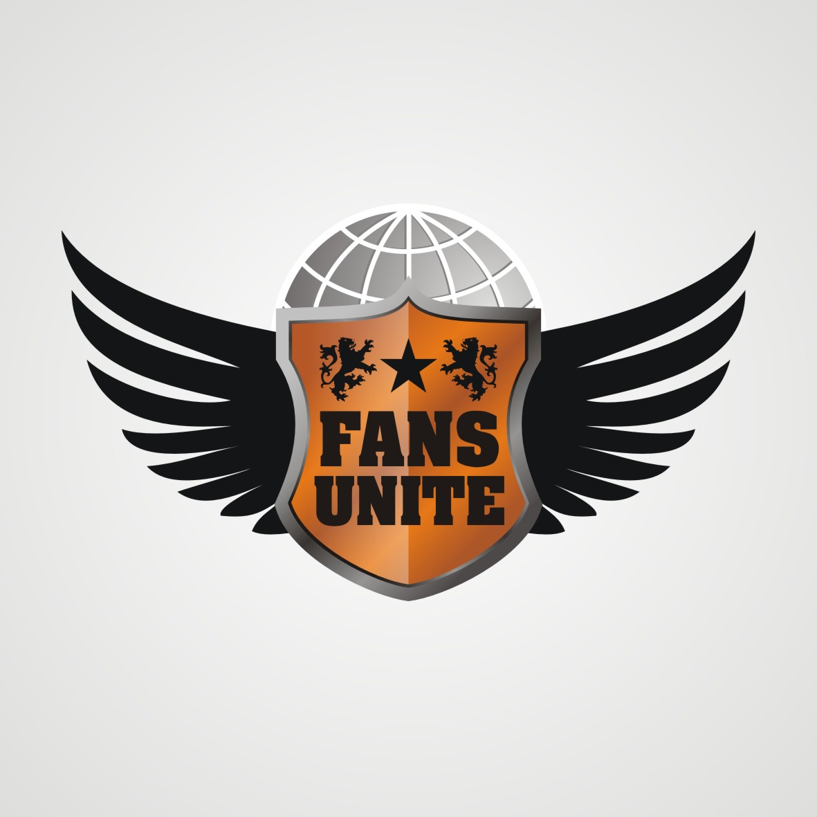 Logo Design by arteo_design - Entry No. 120 in the Logo Design Contest Logo Design Needed for Exciting New Company FansUnite.
