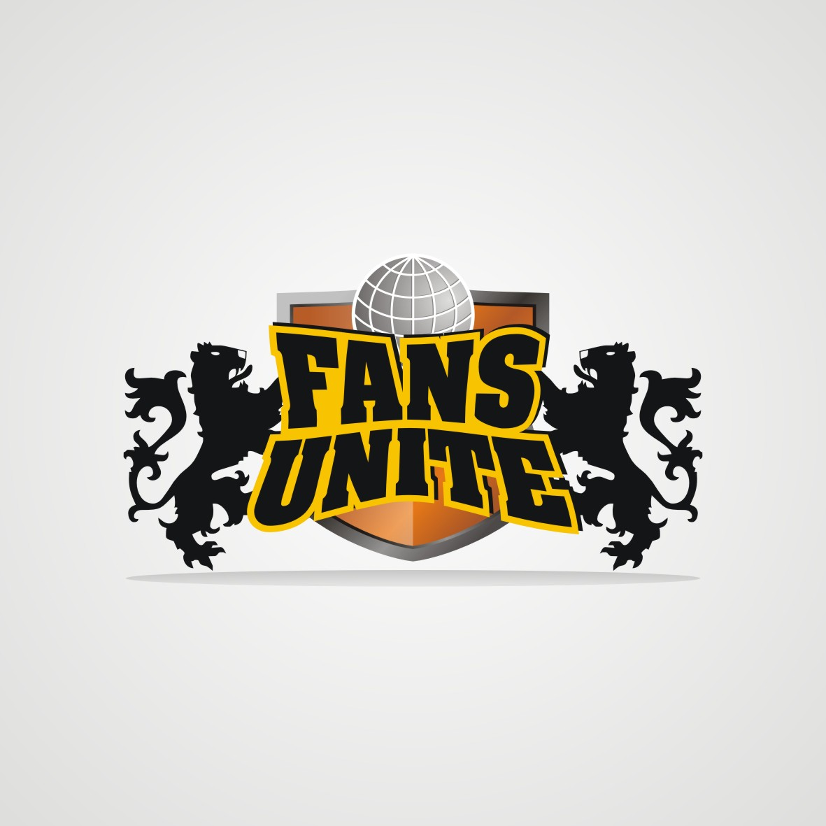 Logo Design by arteo_design - Entry No. 123 in the Logo Design Contest Logo Design Needed for Exciting New Company FansUnite.