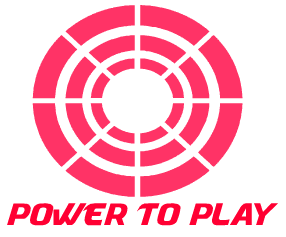 Logo Design by Cristina Alzona - Entry No. 29 in the Logo Design Contest Power Of Play Logo Design.