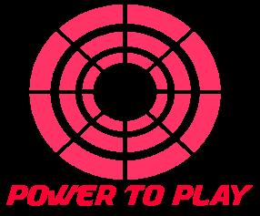 Logo Design by Cristina Alzona - Entry No. 29 in the Logo Design Contest Power Of Play Logo Design.