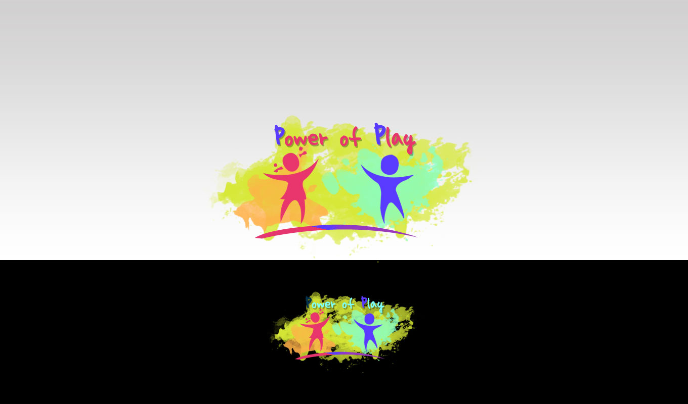 Logo Design by koudaime - Entry No. 30 in the Logo Design Contest Power Of Play Logo Design.