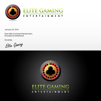 Logo Design by EdEnd - Entry No. 76 in the Logo Design Contest Elite Gaming Entertainment.