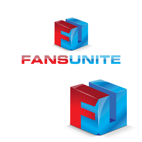 Logo Design by storm - Entry No. 127 in the Logo Design Contest Logo Design Needed for Exciting New Company FansUnite.