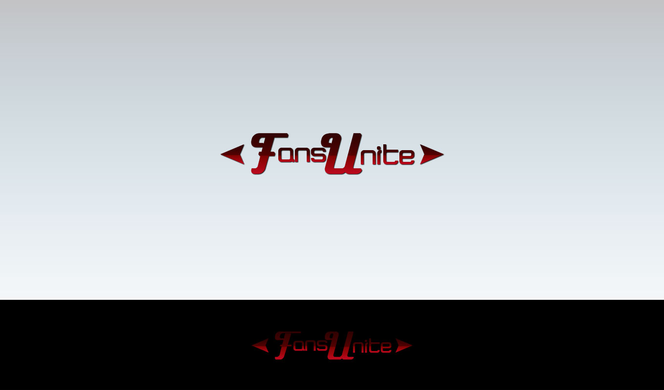 Logo Design by koudaime - Entry No. 134 in the Logo Design Contest Logo Design Needed for Exciting New Company FansUnite.