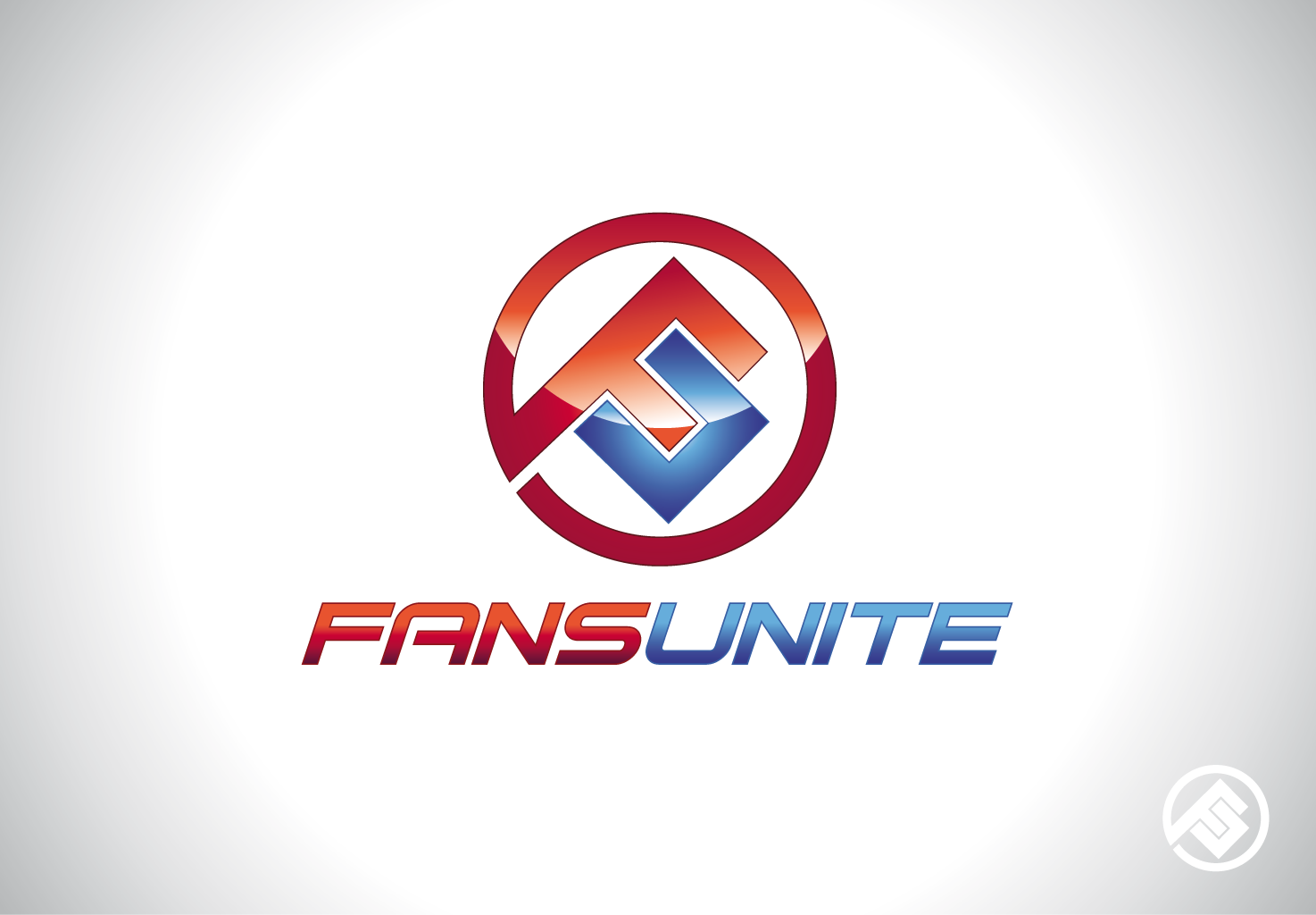 Logo Design by lovag - Entry No. 136 in the Logo Design Contest Logo Design Needed for Exciting New Company FansUnite.