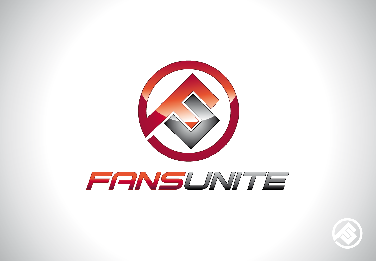Logo Design by lovag - Entry No. 137 in the Logo Design Contest Logo Design Needed for Exciting New Company FansUnite.