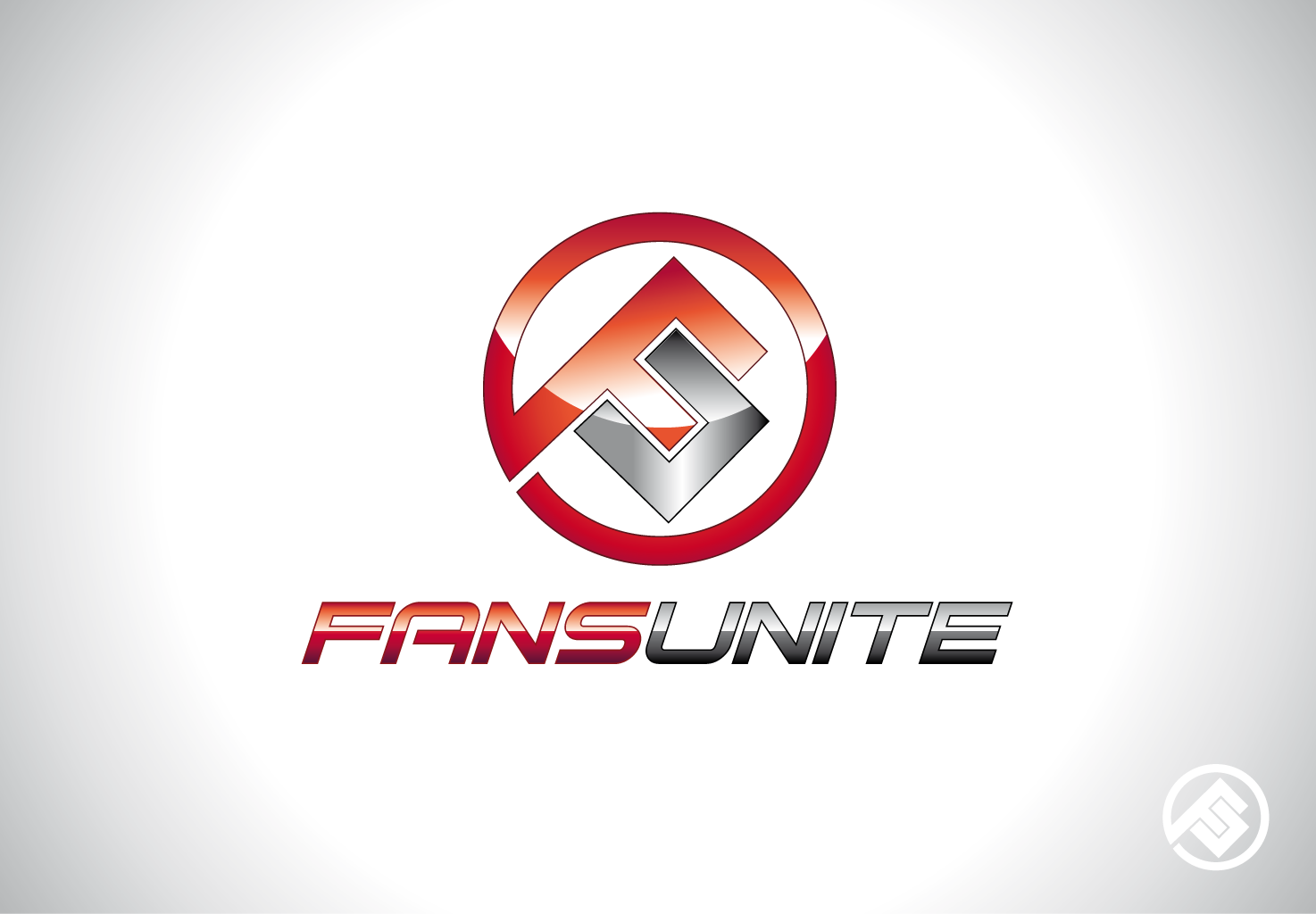 Logo Design by lovag - Entry No. 138 in the Logo Design Contest Logo Design Needed for Exciting New Company FansUnite.