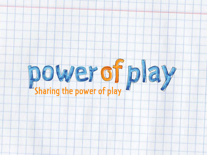 Logo Design by Niki_e_Z - Entry No. 42 in the Logo Design Contest Power Of Play Logo Design.