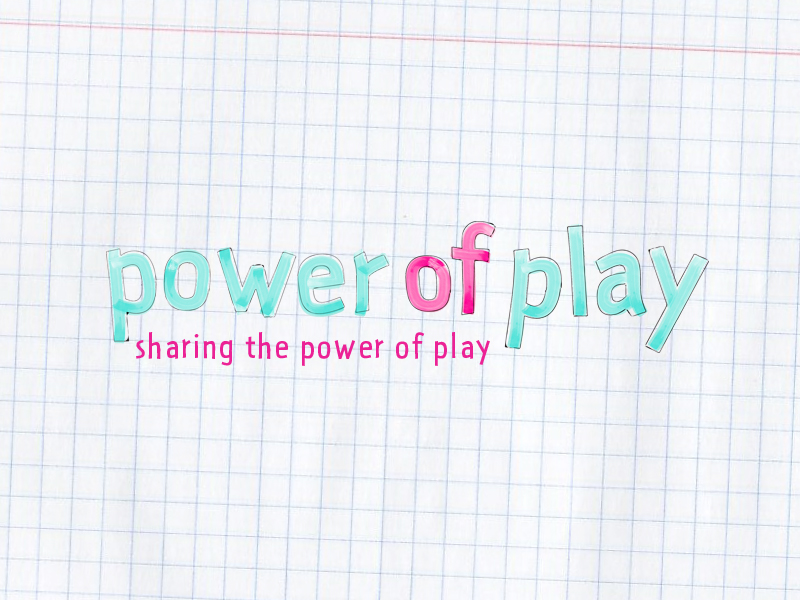 Logo Design by Niki_e_Z - Entry No. 44 in the Logo Design Contest Power Of Play Logo Design.