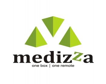 Logo Design by Zharifa - Entry No. 52 in the Logo Design Contest Medizza.