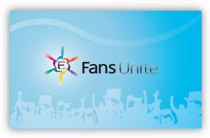 Logo Design by kowreck - Entry No. 146 in the Logo Design Contest Logo Design Needed for Exciting New Company FansUnite.