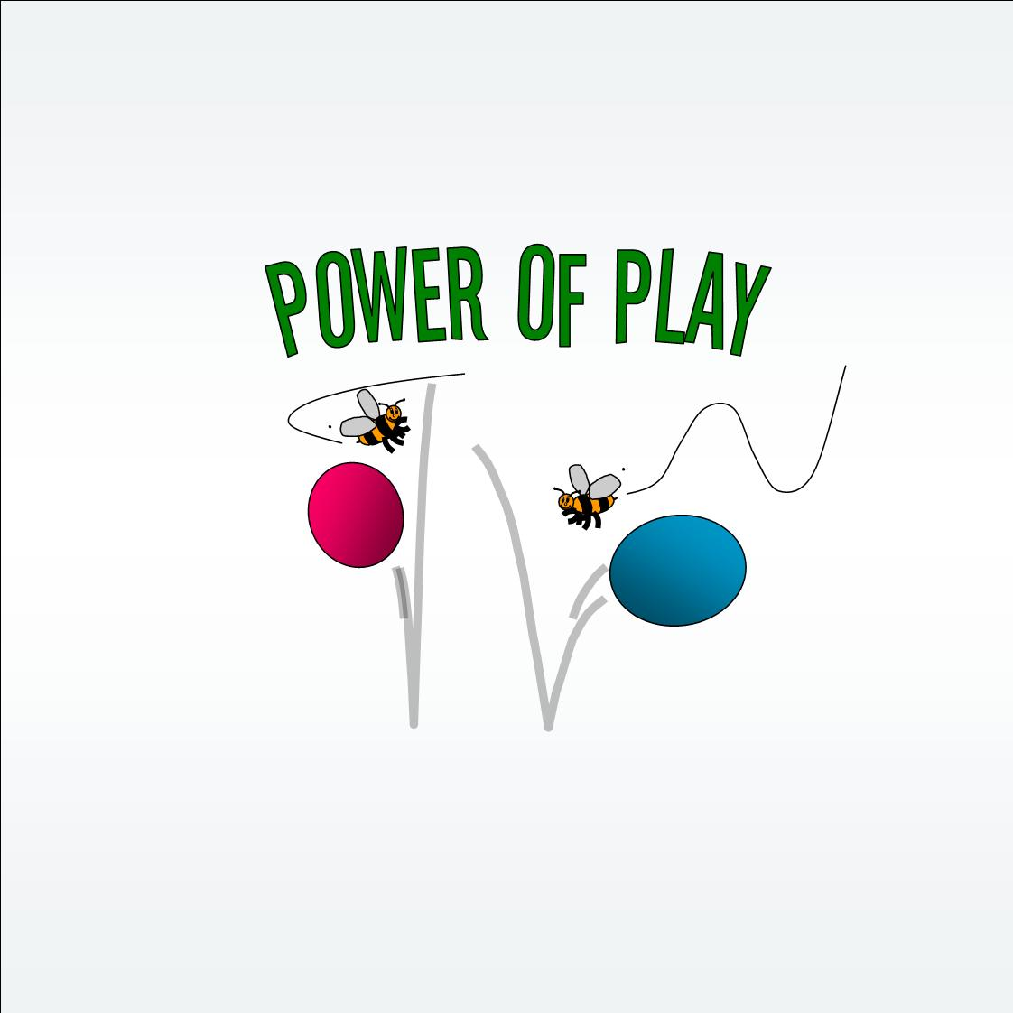 Logo Design by nk - Entry No. 45 in the Logo Design Contest Power Of Play Logo Design.