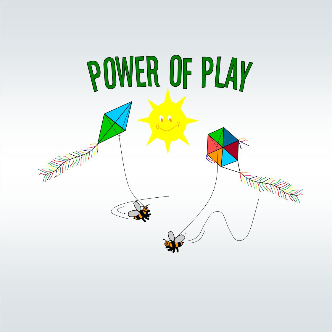 Logo Design by nk - Entry No. 47 in the Logo Design Contest Power Of Play Logo Design.