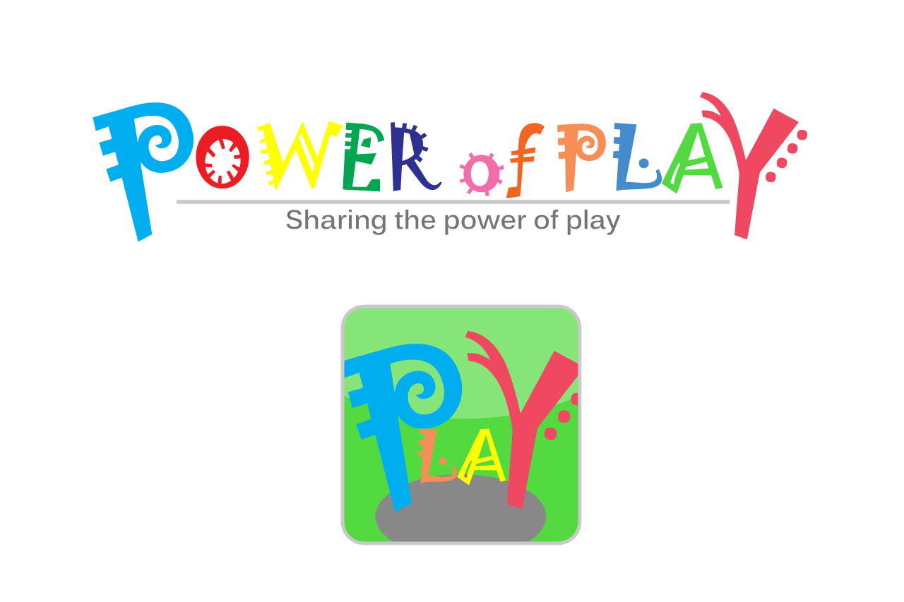 Logo Design by JohnLouie Binas - Entry No. 50 in the Logo Design Contest Power Of Play Logo Design.