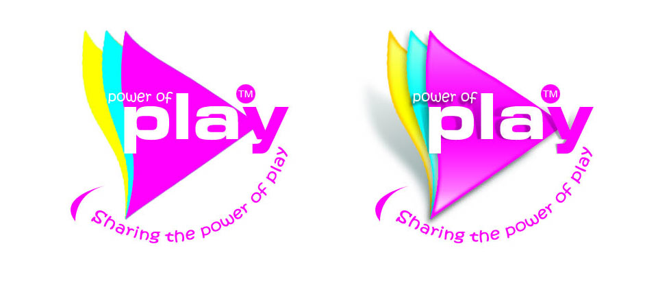 Logo Design by Sherwin Soy - Entry No. 52 in the Logo Design Contest Power Of Play Logo Design.