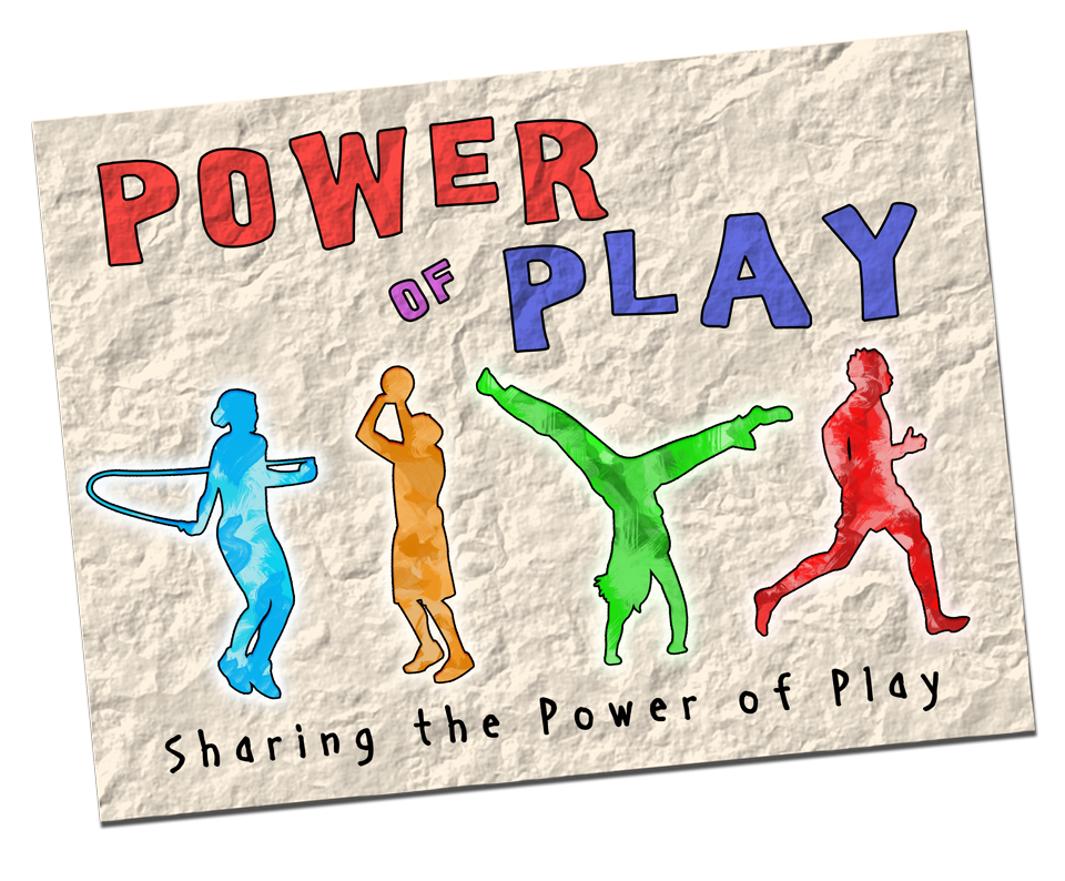 Logo Design by Lefky - Entry No. 53 in the Logo Design Contest Power Of Play Logo Design.