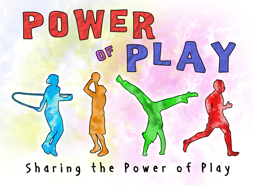 Logo Design by Lefky - Entry No. 54 in the Logo Design Contest Power Of Play Logo Design.