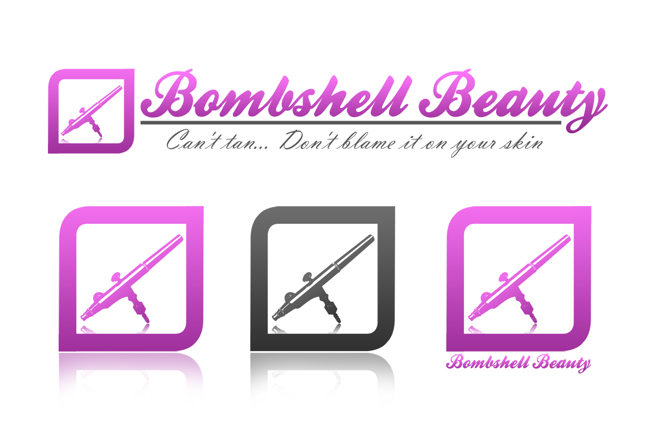 Logo Design by JohnLouie Binas - Entry No. 1 in the Logo Design Contest Logo Design Needed for Exciting New Company Bombshell Beauty.