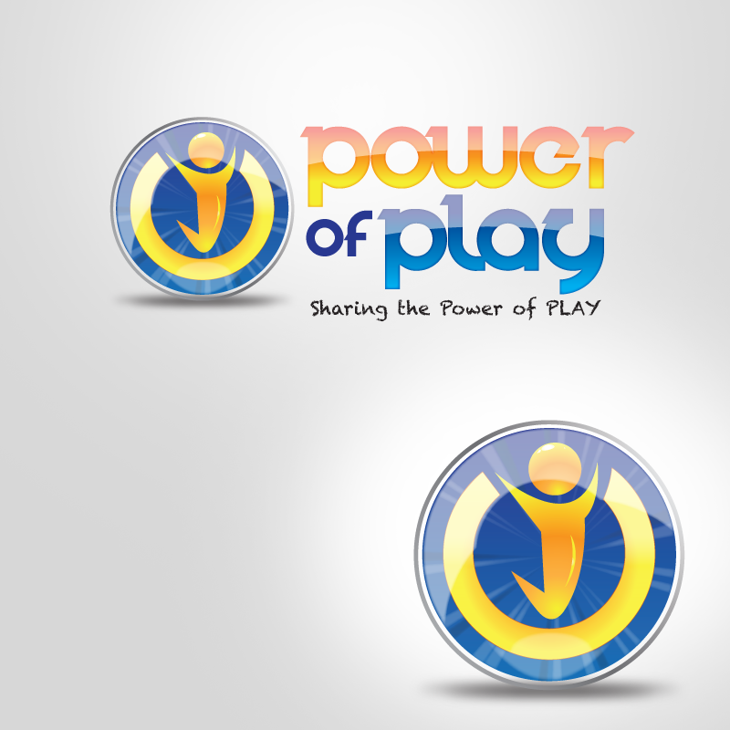 Logo Design by storm - Entry No. 55 in the Logo Design Contest Power Of Play Logo Design.