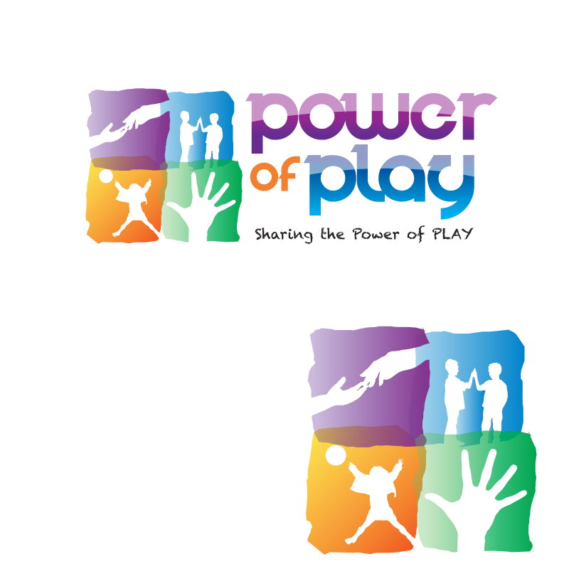 Logo Design by storm - Entry No. 56 in the Logo Design Contest Power Of Play Logo Design.