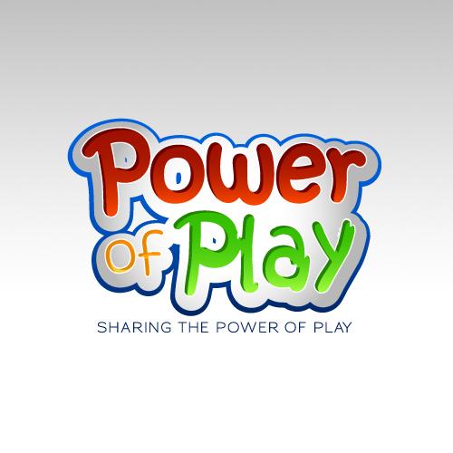 Logo Design by SilverEagle - Entry No. 58 in the Logo Design Contest Power Of Play Logo Design.