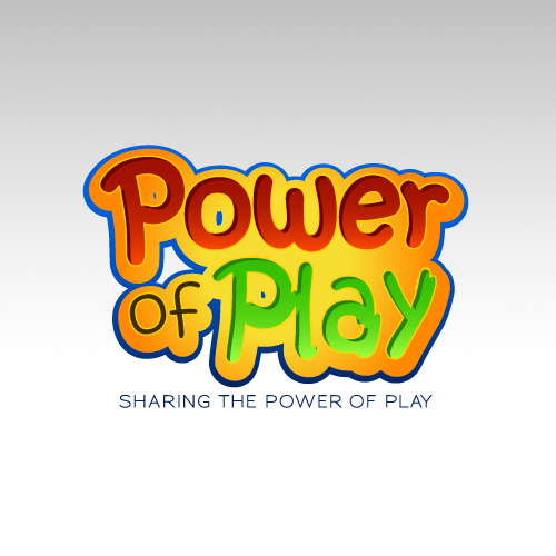 Logo Design by SilverEagle - Entry No. 59 in the Logo Design Contest Power Of Play Logo Design.