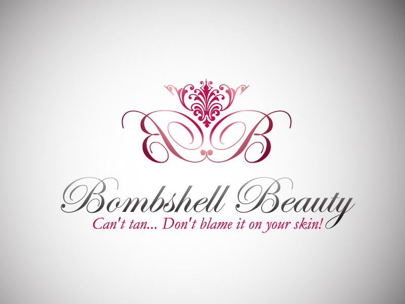 Logo Design by Niki_e_Z - Entry No. 2 in the Logo Design Contest Logo Design Needed for Exciting New Company Bombshell Beauty.
