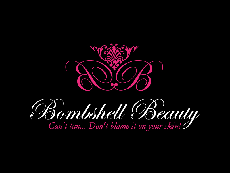 Logo Design by Niki_e_Z - Entry No. 3 in the Logo Design Contest Logo Design Needed for Exciting New Company Bombshell Beauty.