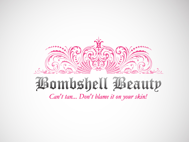 Logo Design by Niki_e_Z - Entry No. 4 in the Logo Design Contest Logo Design Needed for Exciting New Company Bombshell Beauty.
