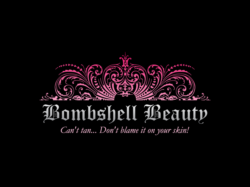 Logo Design by Niki_e_Z - Entry No. 5 in the Logo Design Contest Logo Design Needed for Exciting New Company Bombshell Beauty.