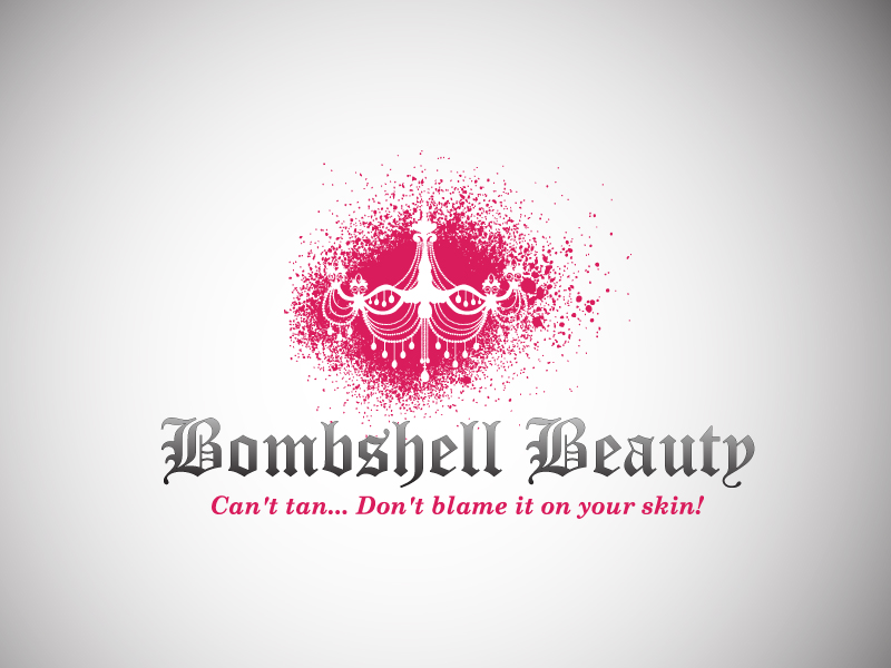 Logo Design by Niki_e_Z - Entry No. 6 in the Logo Design Contest Logo Design Needed for Exciting New Company Bombshell Beauty.