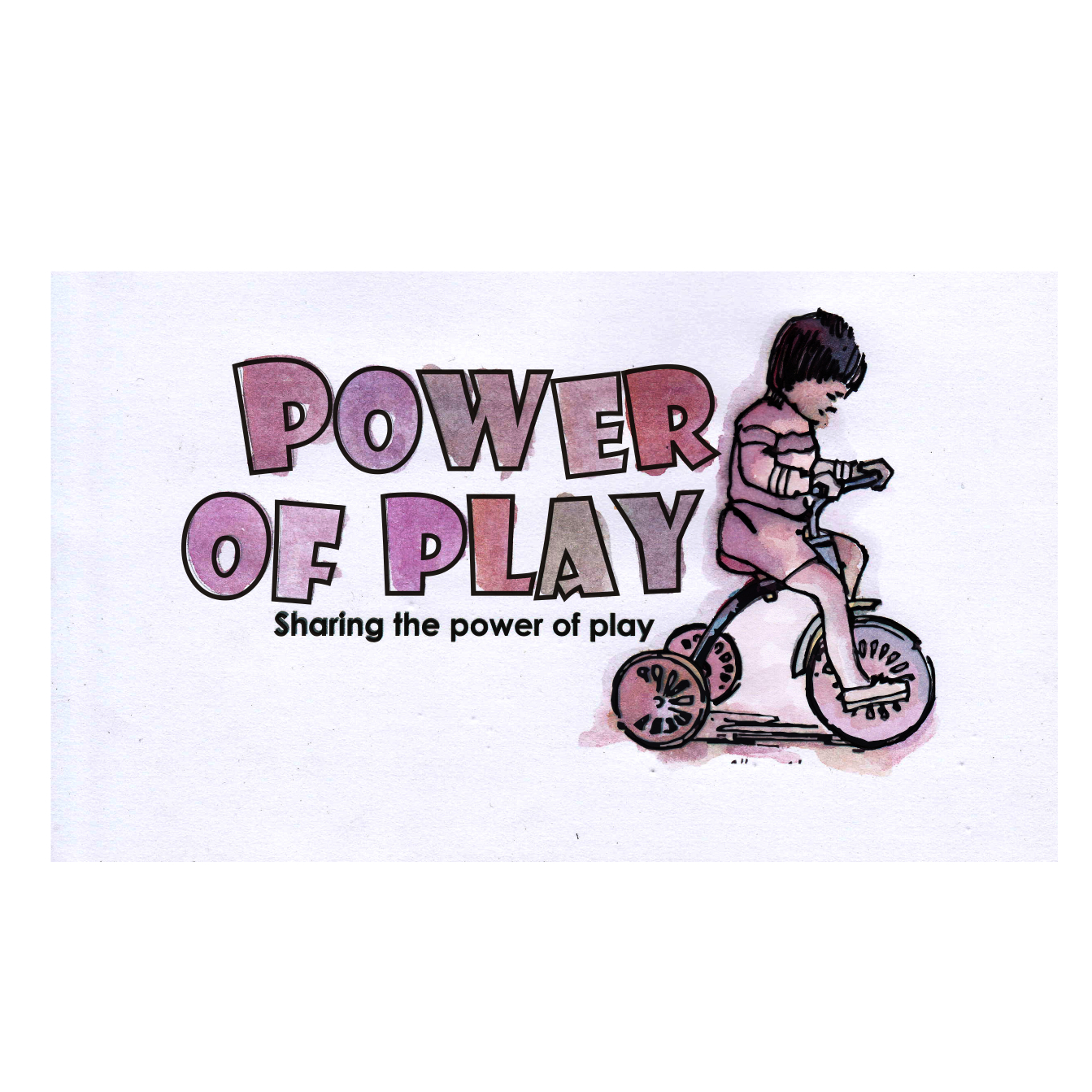 Logo Design by Ade Lestari - Entry No. 61 in the Logo Design Contest Power Of Play Logo Design.