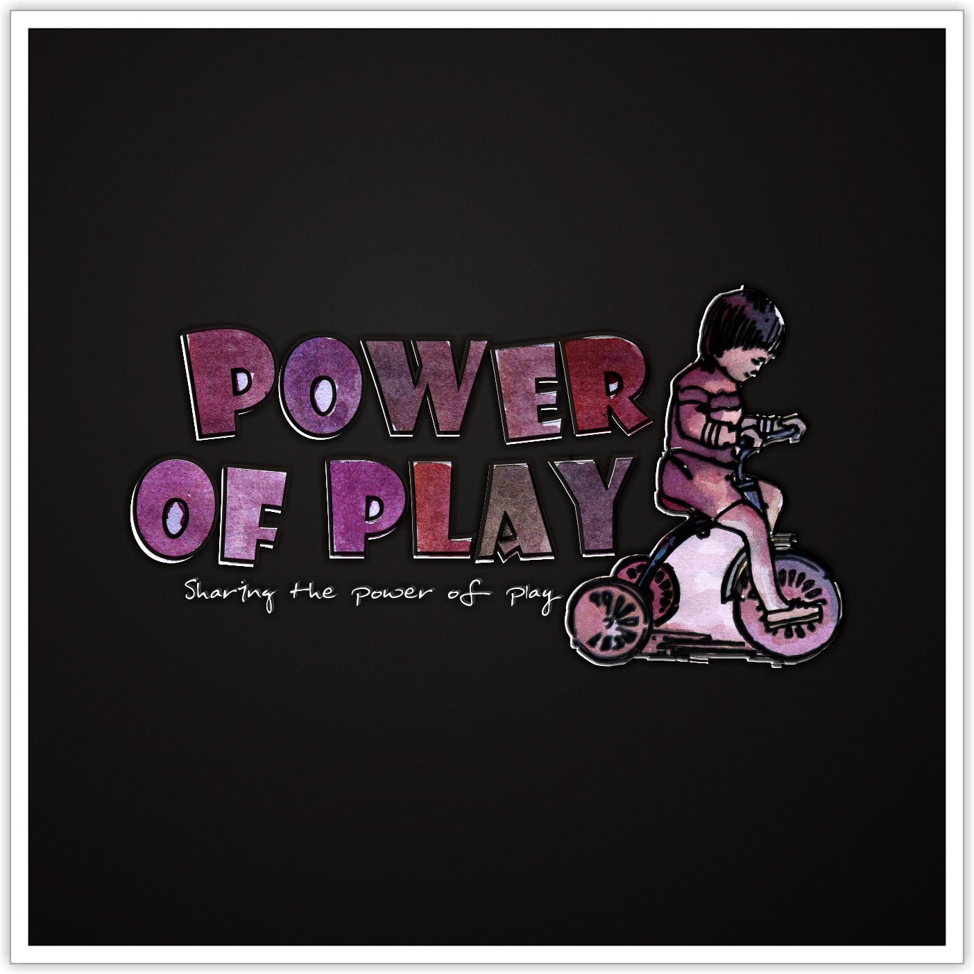 Logo Design by Ade Lestari - Entry No. 62 in the Logo Design Contest Power Of Play Logo Design.