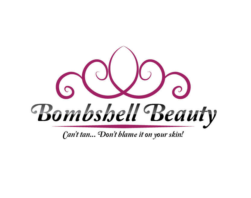 Logo Design by Private User - Entry No. 11 in the Logo Design Contest Logo Design Needed for Exciting New Company Bombshell Beauty.