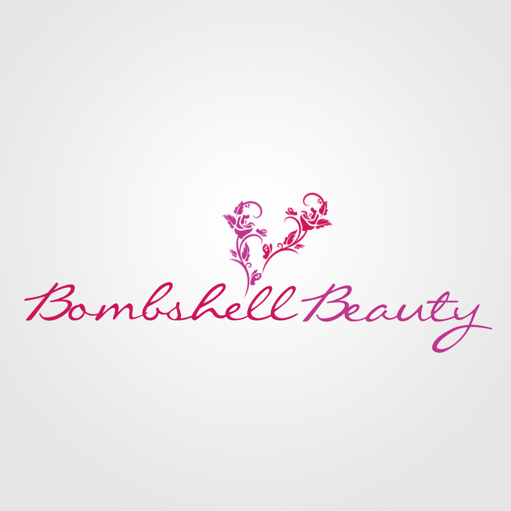 Logo Design by Kenneth Joel - Entry No. 16 in the Logo Design Contest Logo Design Needed for Exciting New Company Bombshell Beauty.