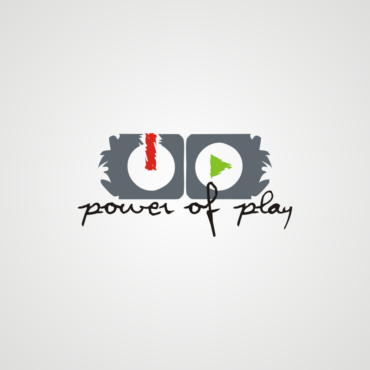 Logo Design by arteo_design - Entry No. 80 in the Logo Design Contest Power Of Play Logo Design.