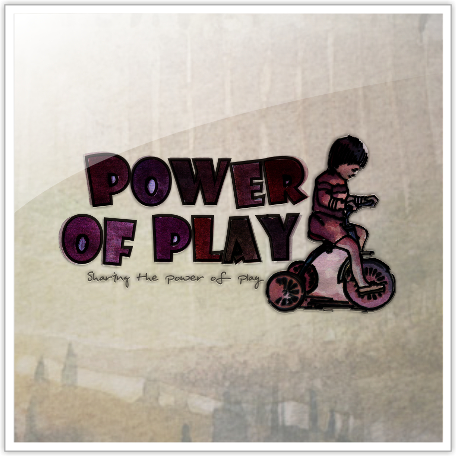 Logo Design by Ade Lestari - Entry No. 83 in the Logo Design Contest Power Of Play Logo Design.