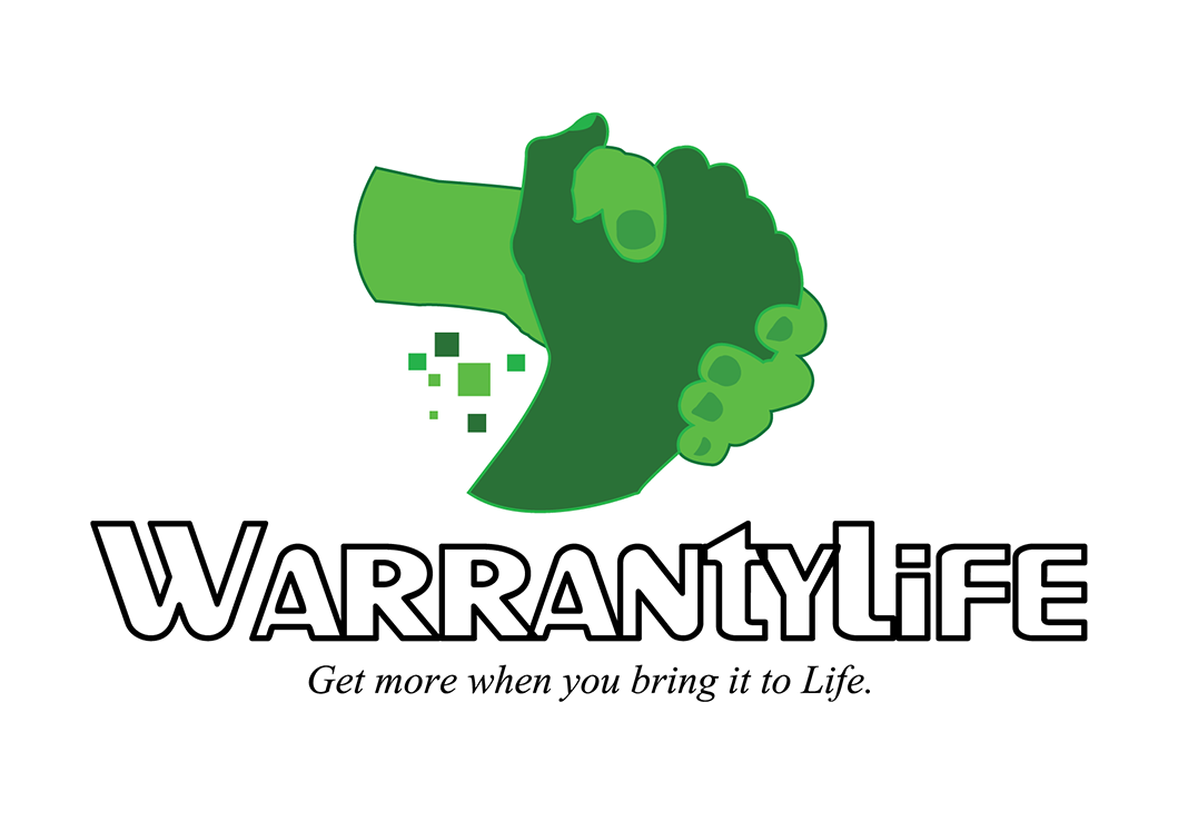Logo Design by robken0174 - Entry No. 1 in the Logo Design Contest WarrantyLife Logo Design.