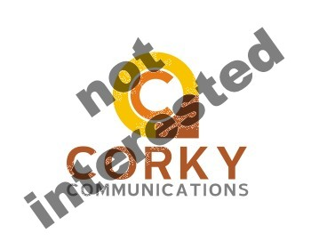 Logo Design by Zharifa - Entry No. 26 in the Logo Design Contest Corky Communications.