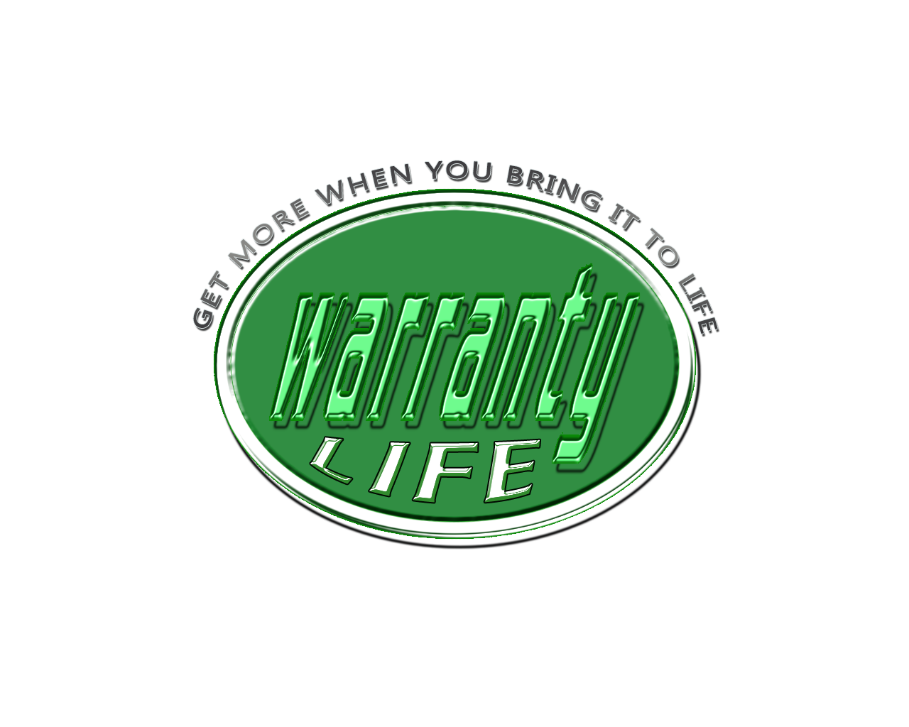 Logo Design by bolshoi_booze - Entry No. 9 in the Logo Design Contest WarrantyLife Logo Design.