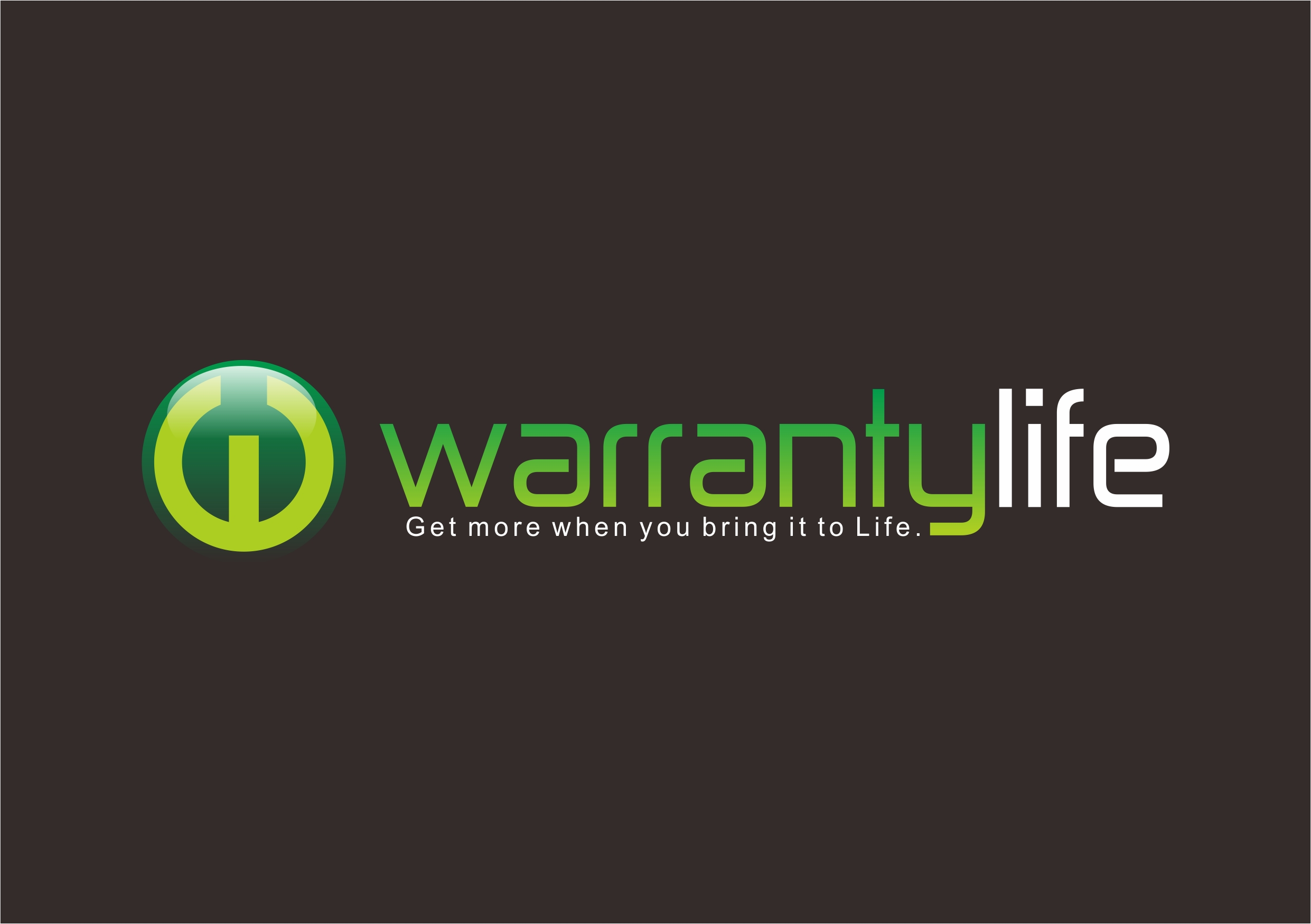 Logo Design by Teguh Mudjianto - Entry No. 10 in the Logo Design Contest WarrantyLife Logo Design.