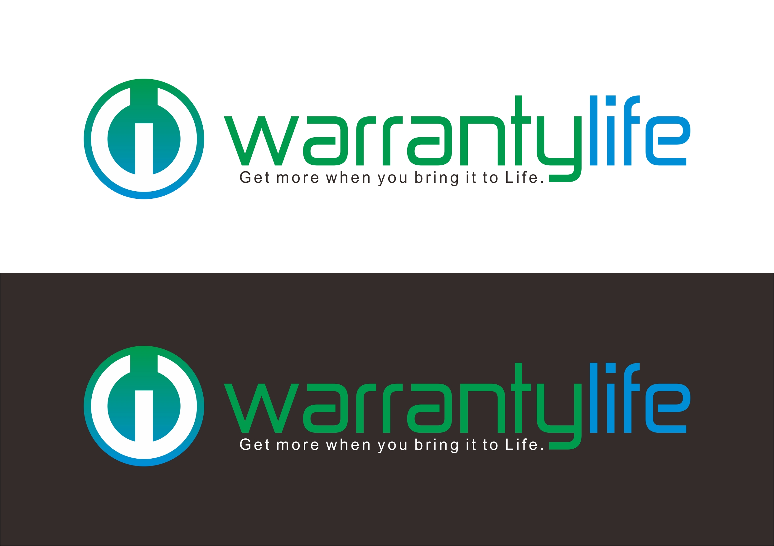 Logo Design by Teguh Mudjianto - Entry No. 14 in the Logo Design Contest WarrantyLife Logo Design.