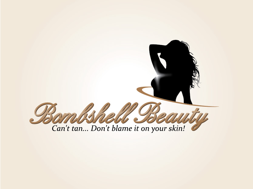 Logo Design by Private User - Entry No. 25 in the Logo Design Contest Logo Design Needed for Exciting New Company Bombshell Beauty.