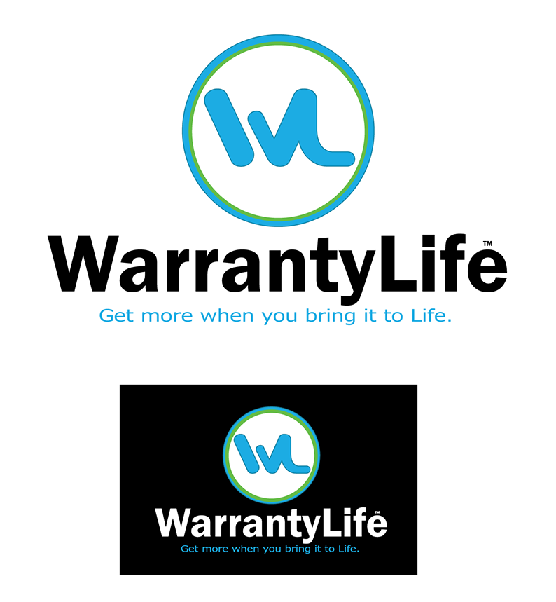 Logo Design by robken0174 - Entry No. 15 in the Logo Design Contest WarrantyLife Logo Design.