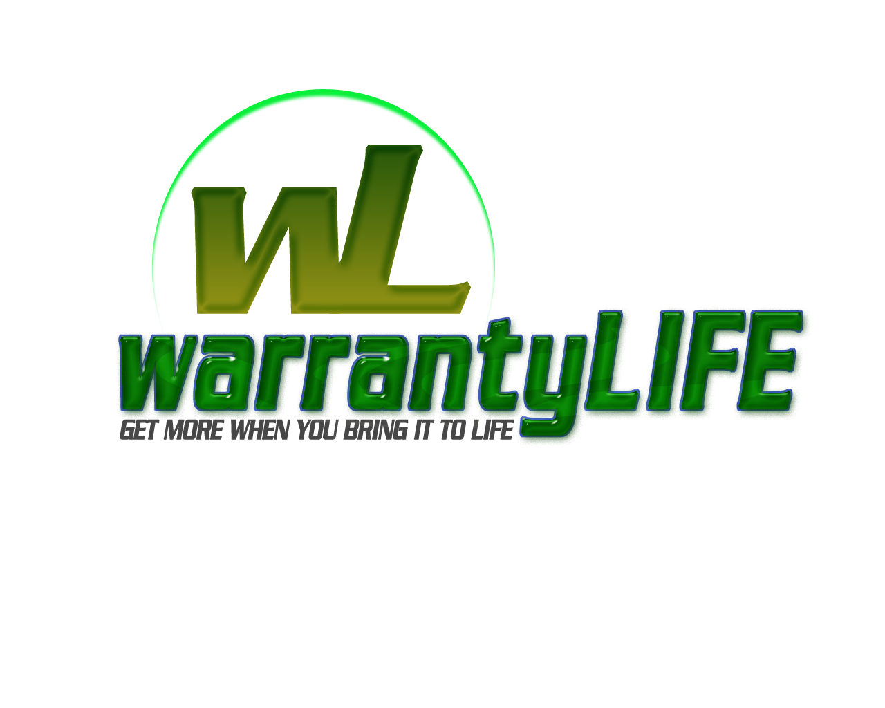 Logo Design by bolshoi_booze - Entry No. 17 in the Logo Design Contest WarrantyLife Logo Design.