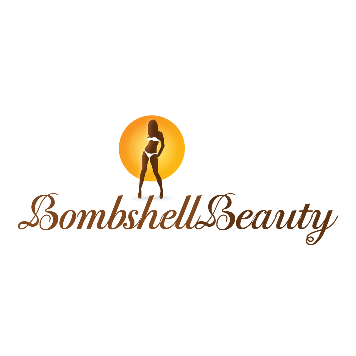 Logo Design by marikisoti - Entry No. 35 in the Logo Design Contest Logo Design Needed for Exciting New Company Bombshell Beauty.