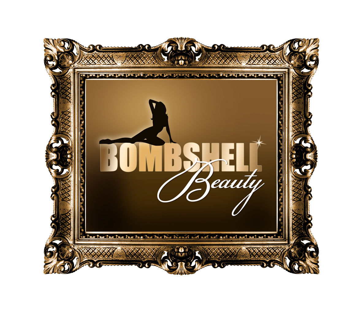 Logo Design by marikisoti - Entry No. 39 in the Logo Design Contest Logo Design Needed for Exciting New Company Bombshell Beauty.