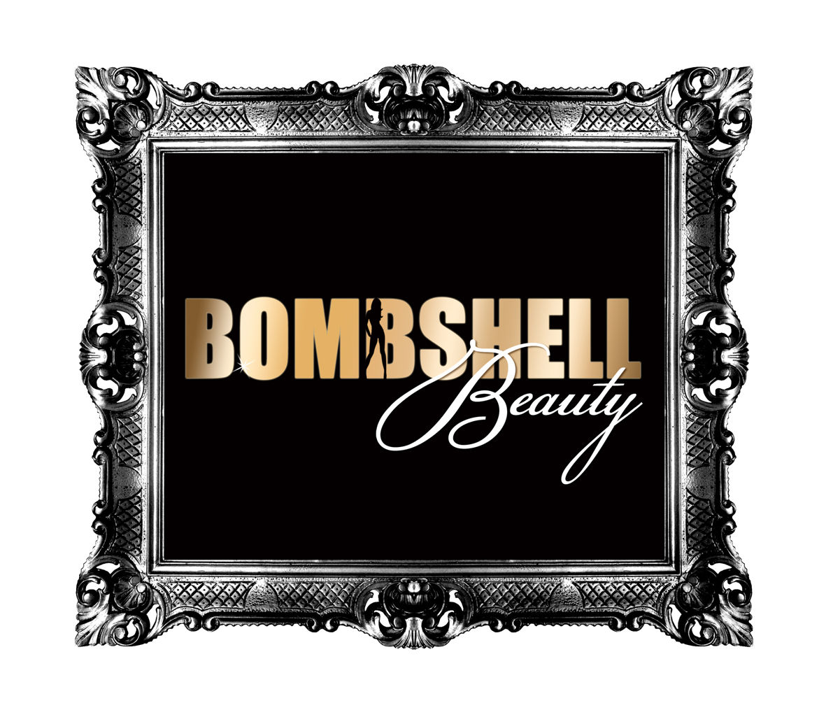 Logo Design by marikisoti - Entry No. 40 in the Logo Design Contest Logo Design Needed for Exciting New Company Bombshell Beauty.